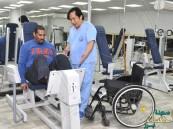 ربع مليون ريال حجم إنفاق جمعية ذوي الإعاقة بالأحساء على برامج العلاج التأهيلي