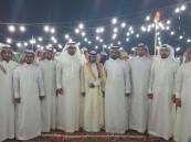 """""""المهري"""" تحتفل بزفاف ابنها سالم"""