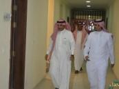 """المستشار """"السناني"""" يتفقد اللجنة السعودية لسباقات الهجن"""