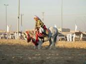 فرسان الأوتاد بالمنتخب السعودي يشاركون في فعاليات مهرجان سفاري بقيق