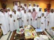 """أسرة العساف تحتفل بعقد قران ابنها """"فالح"""""""
