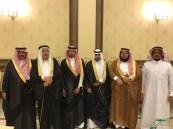 """""""الصقر"""" تحتفل بزفاف أبنها """"عبدالرحمن"""""""