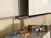 49 طالبة في زيارة للتعرف على أقسام الكلية التقنية بالأحساء