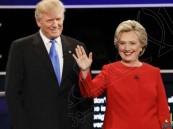 كلينتون تصل لـ 215 وترامب 254 متقدّماً ليقترب من حسم الانتخابات الرئاسية