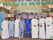 بالصور..تطعيم 143 طالباً في ابتدائية مكة المكرمة ضمن الحملة الوطنية لتطعيم طلاب المدارس