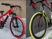 شاهد.. ابتكار إطارات دراجات هوائية بلا هواء!