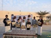 """بالصور.. متوسطة """"الصديق"""" تكرم الفائزين بمسابقة """"ورتل القرآنية"""""""