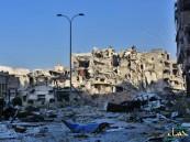 """بالصور.. """"حلب"""" أصبحت مدينة للأشباح وفرار 16 ألف شخص من شرقها"""