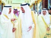 رئيس وزراء البحرين يشيد بجهود خادم الحرمين في تعزيز تماسك البيت الخليجي