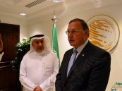 السفير الروسي يشيد بجهود مركز الملك سلمان للإغاثة في اليمن