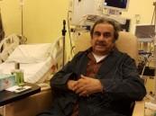 """بالصور.. الفنان """"عبدالحسين عبدالرضا"""" يُطمّئن محبيه على صحته"""