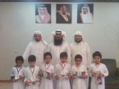 الأمام الشاطبي تكرم الطلاب المتفوقين في حفظ القرآن