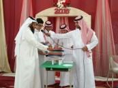 ورقة واحدة تحمل 26 كتابا في ثانوية الإمام جعفر الصادق