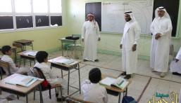 """التعليم : """"صلاة الصف الأول"""" تعيد للطلاب درجة سلوكهم المفقودة"""