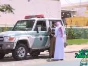 شاهد الحوار الذي دار بين مذيع روتانا ورجل مرور بعد تلقيه مخالفة !!