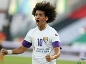 """بالفيديو.. """"عمر عبدالرحمن"""" يقتنص جائزة أفضل لاعب في آسيا"""