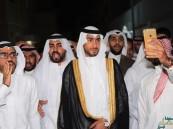 """""""العبدالله"""" تحتفل بزفاف ابنها """"علي"""""""