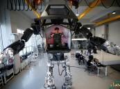 شاهد… كوريا الجنوبية تبتكر أضخم روبوت في العالم!!