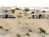 عمالة تؤجر مخيمات بـ 2000 ريال في الشرقية والجهات المعنية تُزيلها