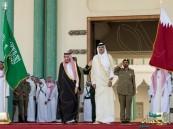 سفير المملكة في قطر: ما يتمتع به خادم الحرمين من حكمة ستكون خير ضامن لنجاح زيارته للدوحة