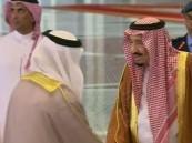 خادم الحرمين يصل إلى الإمارات في مستهل جولته الخليجية