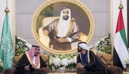 بالصور.. خادم الحرمين يشرّف مأدبة العشاء الرسمية بمناسبة زيارته لدولة الإمارات