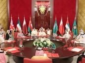 """بالصور.. التفاصيل الكاملة للقمة الخليجية- البريطانية بـ""""قصر الصخير"""""""
