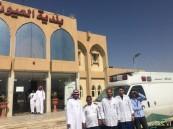 بالصور.. اليوم العالمي للسكر في بلدية مدينة العيون