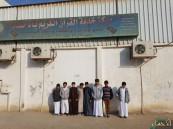 """مدرسة حي الملك فهد تنظم زيارة لـ""""العناية بترتيب المصاحف"""""""