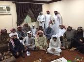 """أسرة """"الثنيان"""" و""""البخيت"""" يحتفلان بعقد قران """"محمد"""""""