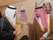 بالصور.. أمام خادم الحرمين وزير العمل والتنمية الاجتماعية يتشرف بأداء القسم