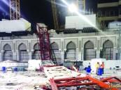 ٣٩٥ دعوى حق خاص تلاحق المتهمين في سقوط رافعة الحرم
