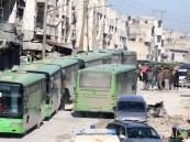 الصليب الأحمر: إجلاء 25 ألف شخص من حلب