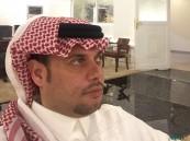 """الماجستير لـ """"الدخيل"""" من جامعة الملك فيصل"""