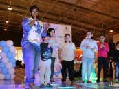 بالصور.. حضور مميز في ختام فعالية اليوم العالمي للسكري بالأحساء