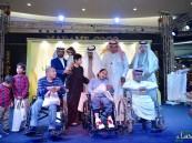 بالصور.. مركز التأهيل الشامل يختتم فعاليات اليوم العالمي للإعاقة بالأحساء