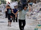 ميليشيا إيرانية تمنع المدنيين من مغادرة حلب