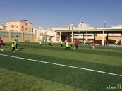 """ختام بطولة """"بلال بن رباح"""" الابتدائية لكرة القدم"""
