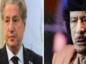رئيس لبنان الأسبق يكشف كيف دعاه القذافي إلى الإسلام ولماذا؟