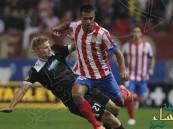 """بالصورة .. الفتح يتعاقد مع لاعب أتليتكو مدريد """"الوسلاتي"""""""