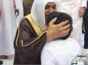 """فيديو مؤثر .. هذه أمنية القطري """"غانم"""" بعد لقائه الشيخ المعيقلي!!"""