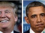 """ترامب يحذر أوباما من الإفراج عن المزيد من معتقلي """"غوانتانامو"""""""