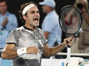 بالصور… بطولة استراليا المفتوحة: فيدرر يحرز اللقب على حساب نادال