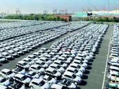 تراجع واردات السعودية من السيارات الجديدة 25% في 2016