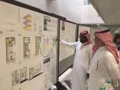 """بالصور… طلاب سعوديون يبتكرون """"منازل اقتصادية"""": مكونة من طابقين بـ٣٠٠ ألف ريال"""