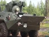 شاهد.. روسيا تعزز قواتها العسكرية بإدخال مدرعات متطورة للخدمة