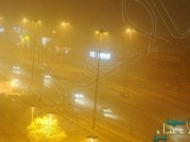 الإنذار المبكر يحذر من غبار ليلي بـ8 مناطق