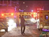 خمسة قتلى في إطلاق نار بمسجد في كندا