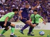 الاتحاد الآسيوي يستبعد تشونبوك من دوري الأبطال 2017