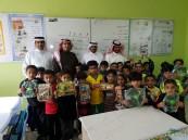 """مدرسة """"حي الملك فهد"""" تكرم الطلاب المتفوقين"""